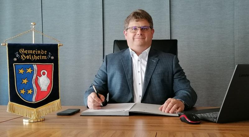 1. Bürgermeister Josef Schmidberger